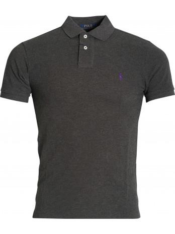 Logo Poloshirt - Grey