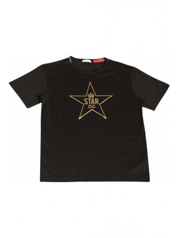 Star DG Kinder T-Shirt - Black