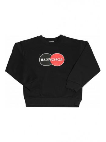 Sweater mit bedrucktem Logo...