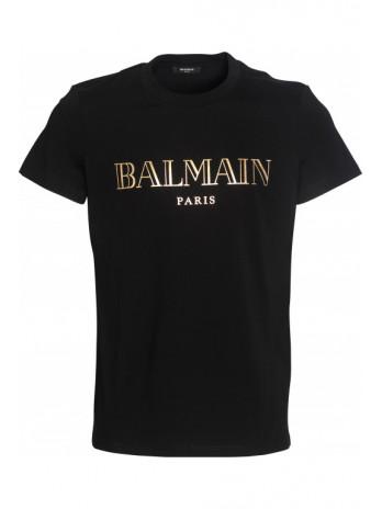 T-Shirt mit Logodruck -...