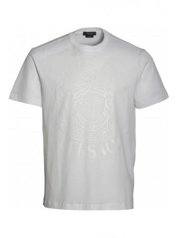 T-Shirt with Medusa Logo -...