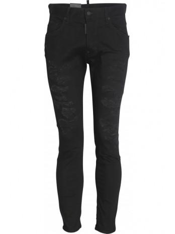 Skater Jeans black - Black