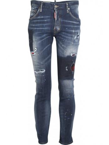 Skater Jeans - Blue