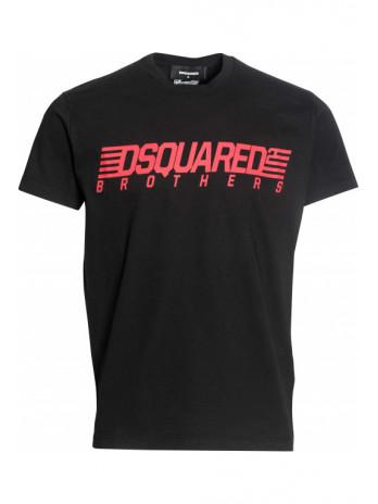 T-Shirt Logo Gear - Black