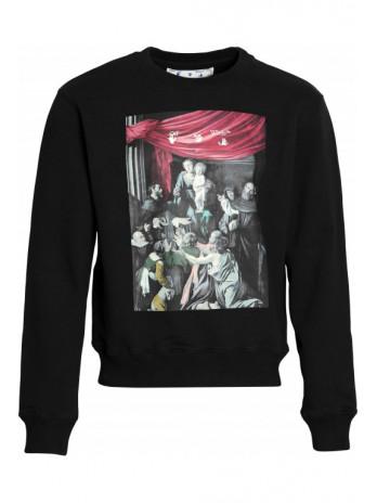 Sweater with Caravaggio...