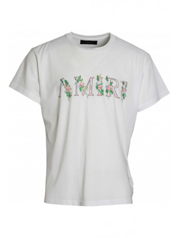 Flower Logo T-Shirt - White