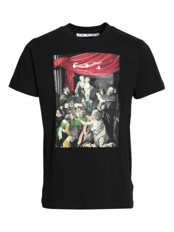 T-Shirt mit Caravaggio...