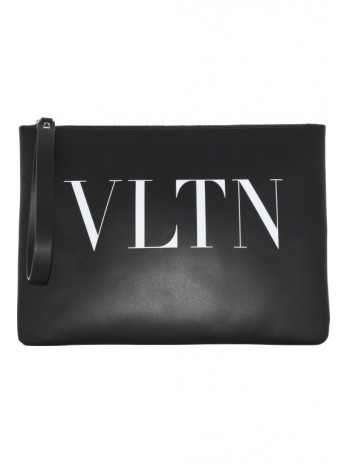Tasche mit Logoprint - Black
