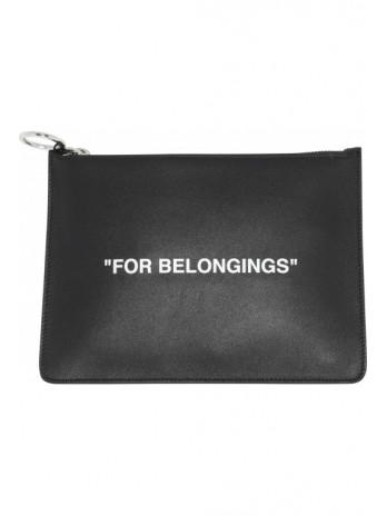 For Belongings Pouch - Black