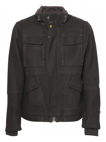 Raw Jacket - Black