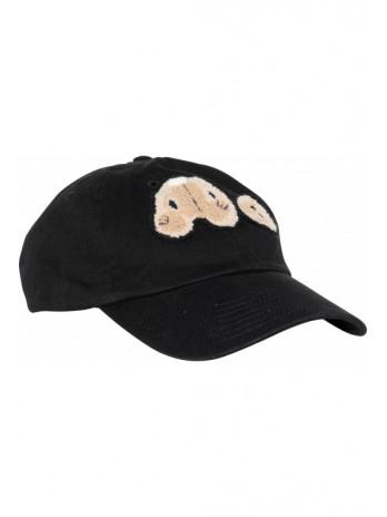 Bear Cap - Schwarz/Braun