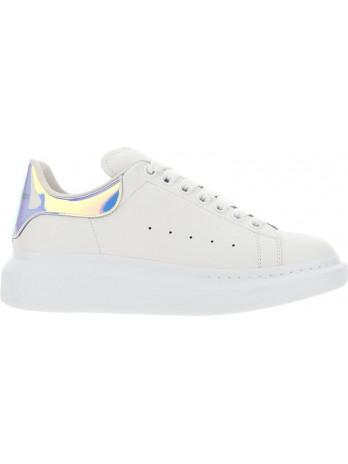 Oversized Sneaker - White/Pink