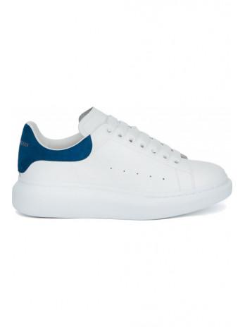 Oversized Sneaker - White/Blue