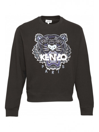 Tiger Sweater - Black