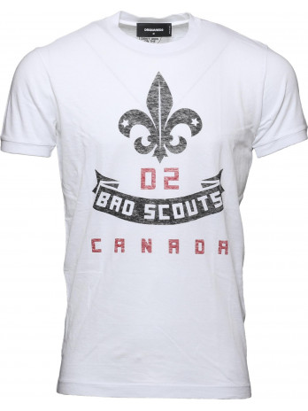 Bad Scouts T-Shirt - White