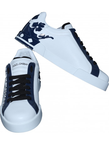Portofino Leather Sneakers...