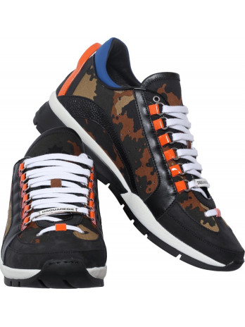 251 Camouflage Sneakers -...