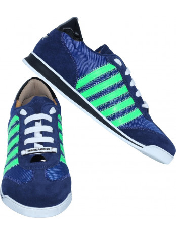 New Runner - Blue/Green