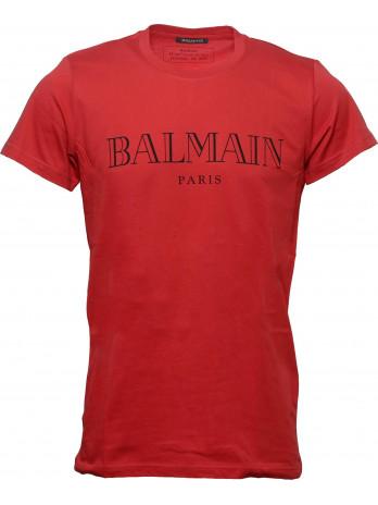 Classic Logo T-Shirt - Red