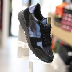 Camouflage Rockrunner Sneaker / 3.5 Brands Store  www.3punkt5.ch
