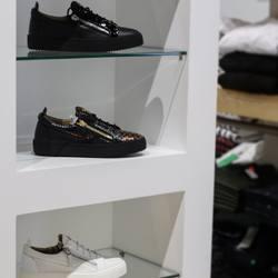 Giuseppe Zanotti Sneaker / 3.5 Brands Store www.3punkt5.ch
