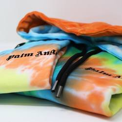 Palm Angels TieDye Hoodie and T-Shirt | 3.5 Brands Store  www.3punkt5.ch